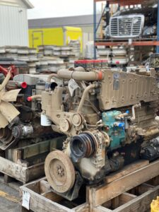 LKQ used heavy duty truck parts and engines