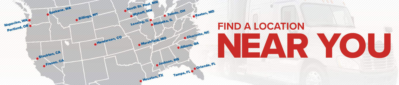 Find A Location Near You